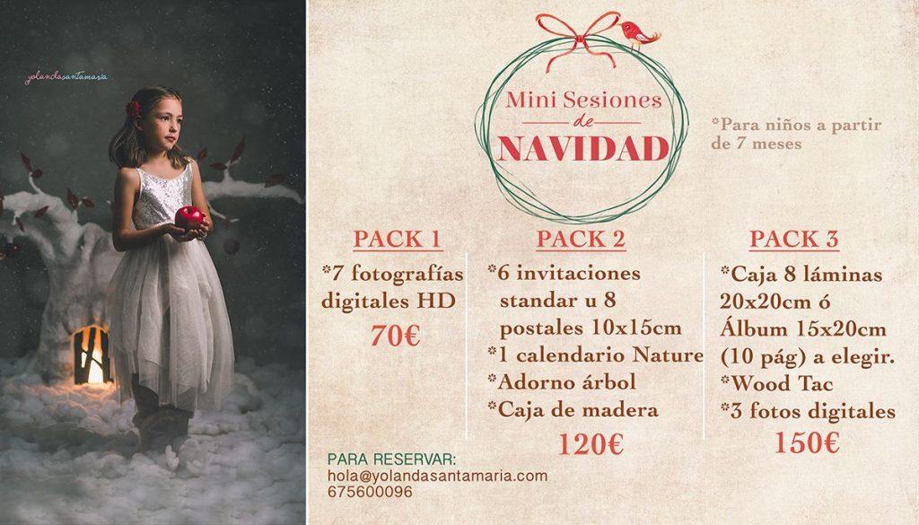 Packs web fotografia navidad
