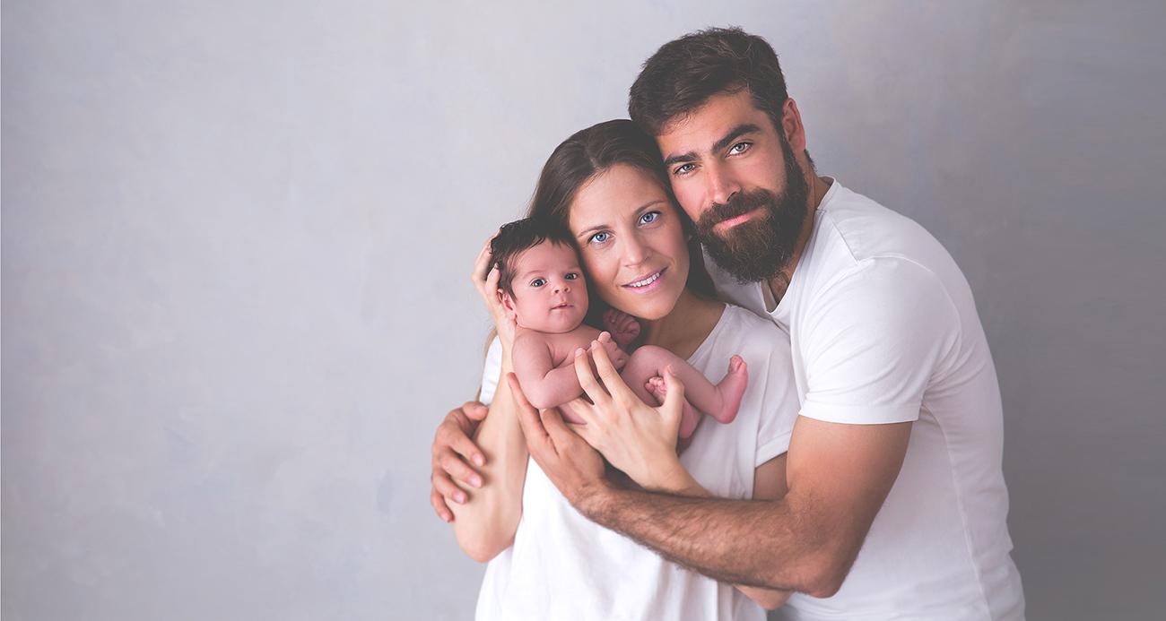 Yolanda Santamaria fotografia de bebe y familia