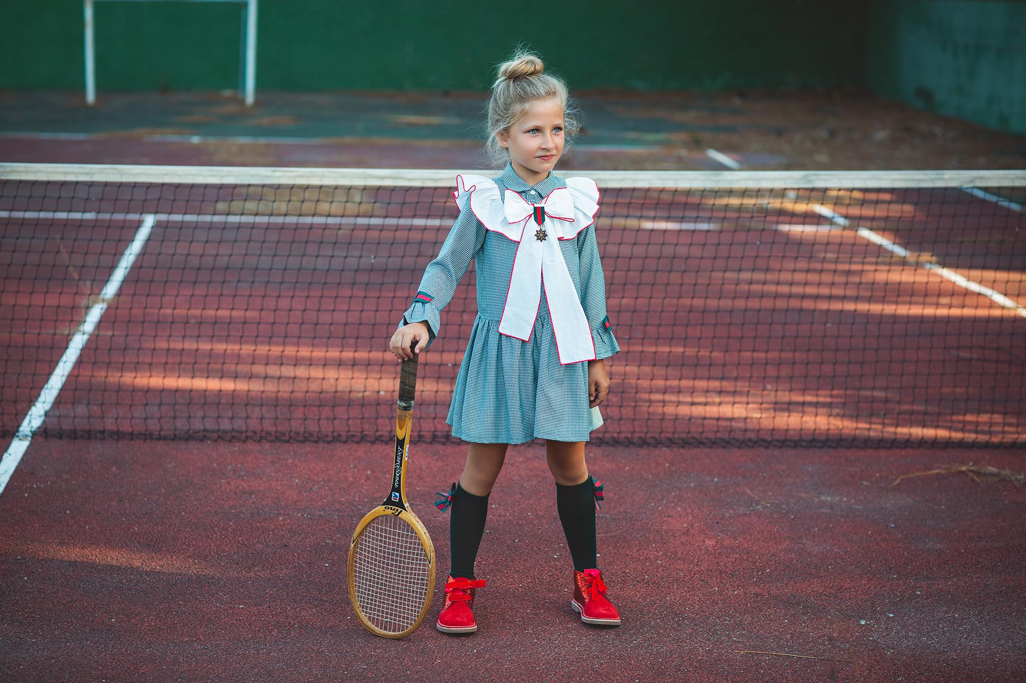 Fotografo de moda infantil